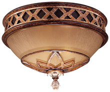 Minka-Lavery 1755-206 - 2 Light Flush Mount