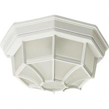 Maxim 1020WT - Crown Hill-Outdoor Flush Mount