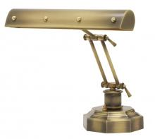 House of Troy PB14-203-AB/PB - Desk/Piano Lamp