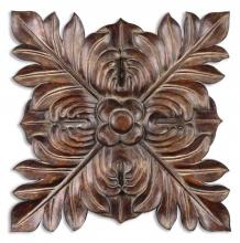 Uttermost 13530 - Uttermost Four Leaves Decorative Wall Plaque