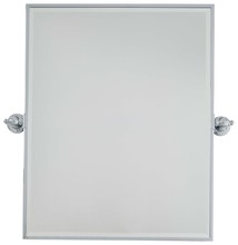 Minka-Lavery 1441-77 - Xl Rectangle Mirror - Beveled