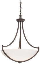 Minka-Lavery 4934-284 - 3 Light Pendant