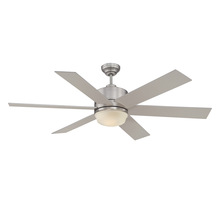 Savoy House 60-820-6SV-SN - Velocity Ceiling Fan