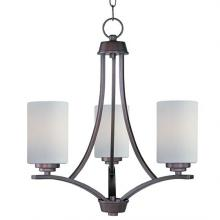 Maxim 20033SWOI - Deven-Mini Chandelier