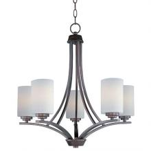 Maxim 20035SWOI - Deven-Single-Tier Chandelier