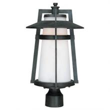 Maxim 3530SWAE - Calistoga 1-Light Outdoor Pole/Post Lantern