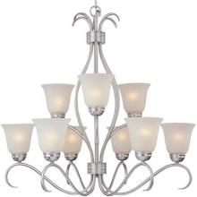 Maxim 85128ICSN - Basix EE 9-Light Chandelier
