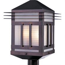 Maxim 8725PRBU - Gatsby 2-Light Outdoor Pole/Post Lantern