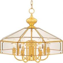 Maxim 90330CLCS - Bound Glass-Entry Foyer Pendant