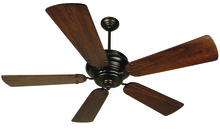 "Craftmade K10772 - Townsend 52"" Ceiling Fan Kit in Oiled Bronze"