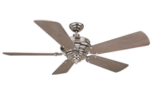 "Craftmade K11021 - Townsend 52"" Ceiling Fan Kit in Polished Nickel"