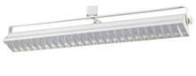 CAL Lighting HT-633L-WH - AC 60W, 4000K, 3960 Lumen, dimmable integrated LED wall wash track fixture