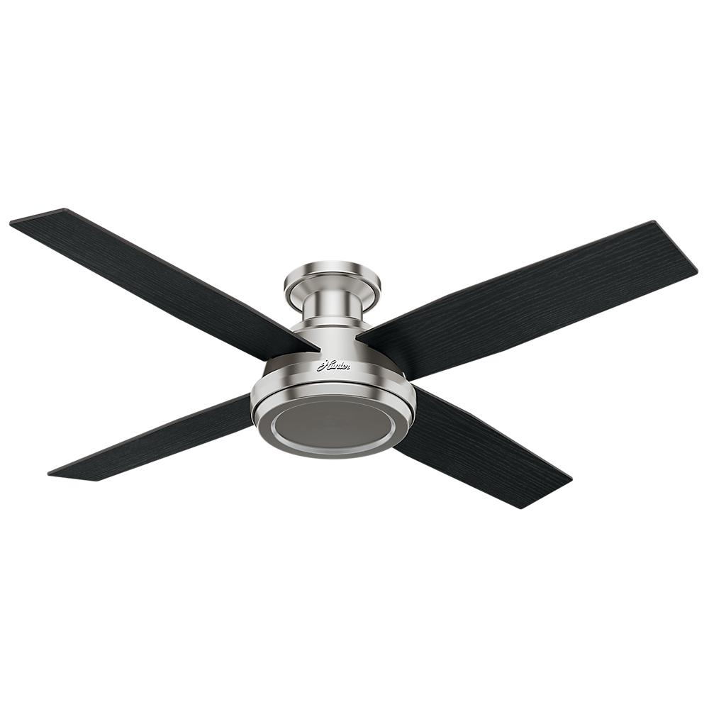 "52"" Ceiling Fan with Handheld Remote"