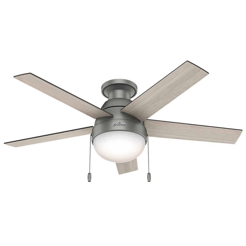 "46"" Ceiling Fan with Light"