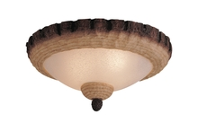 Monte Carlo MC103-L - Light Kit - Lodge Pine Bowl