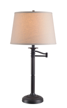 Kenroy Home 32214CBZ - Riverside Table Lamp