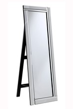 Elegant MR-3048 - Modern 17.8 in. Contemporary Mirror in Clear