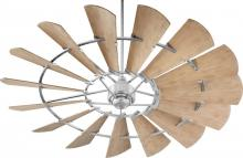 "Quorum 197215-9 - WINDMILL 72"" DAMP FAN -GV"