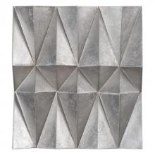 Uttermost 04052 - Uttermost Maxton Multi-Faceted Panels S/3